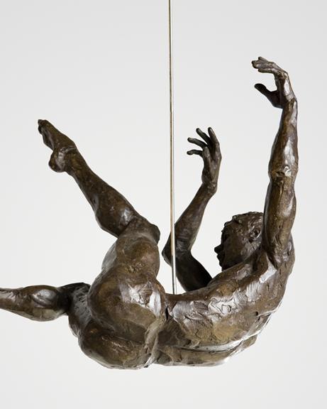 Michael Walters in Dreamer, Bronze by Paige Bradley