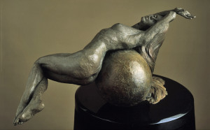 Autumn, Bronze by Paige Bradley