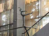 Academia Bronze by Paige Bradley, David A. Straz Center for the Performing Arts, Tampa, Florida
