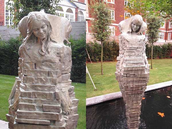 The Three Daughters Fountain
